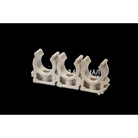 Клипсы для металлопластиковых и полипропиленовых труб (ф16)