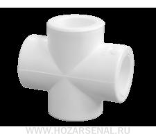 Крестовина полипропиленовая ф32