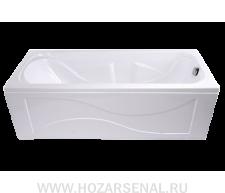 Акриловая ванна Стандарт 170х75 Экстра