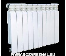 Радиатор алюминиевый Tropic (500/80) 10 секций