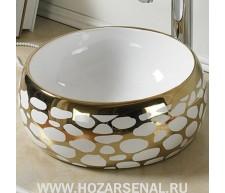 Керамическая раковина для ванной MLN-5004GP-3