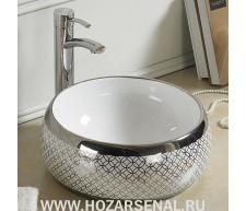 Керамическая раковина для ванной MLN-5004SP-1