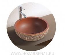 Керамическая раковина для ванной MLN-J2059