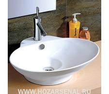 Керамическая раковина для ванной MLN-7007