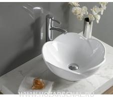 Керамическая раковина для ванной MLN-7073