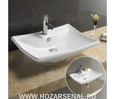 Керамическая раковина для ванной MLN-7211