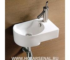 Керамическая раковина для ванной MLN-7954L