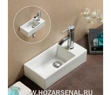 Керамическая раковина для ванной MLN-9048 DL